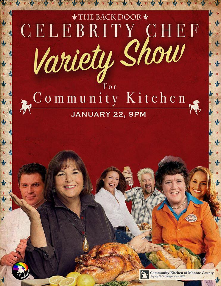 Celebrity Chef VarietyShow
