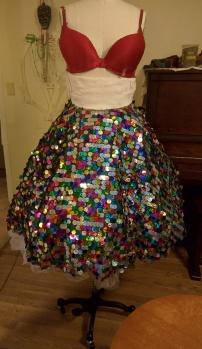Skirt progress