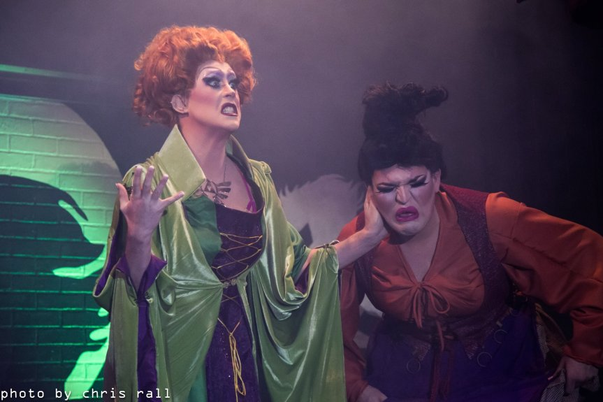 Disney Drag Show – Part 1 (The Back Door)