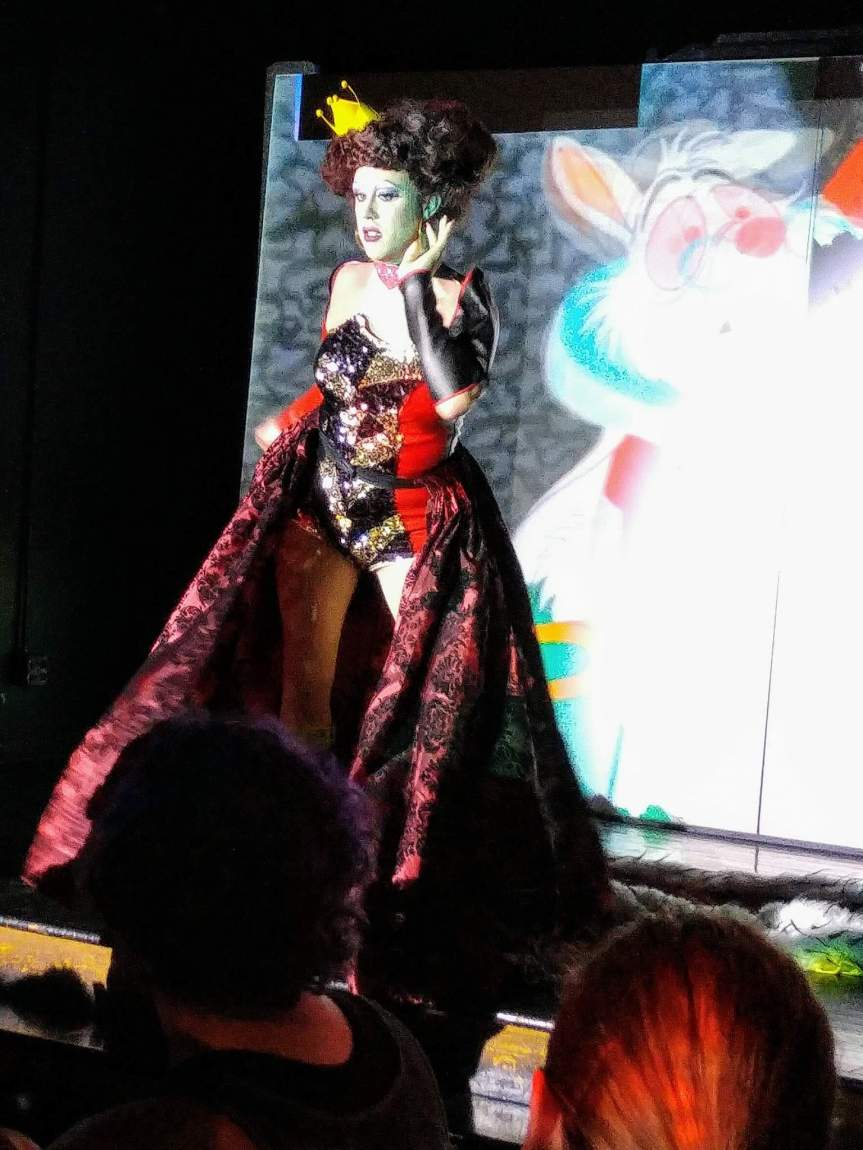 Disney Inspired Cabaret – Queen of Hearts